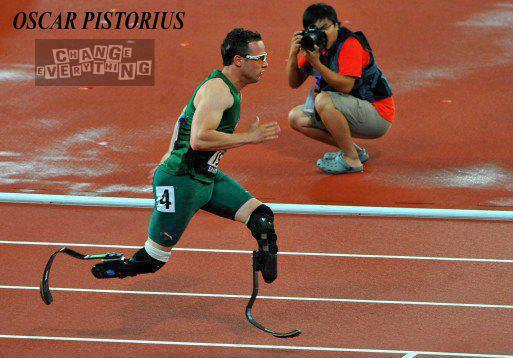 Oscar Pistorius, Inspirational People, Pictures, Stories, Quotes