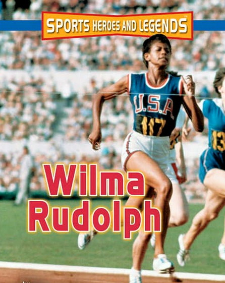 Wilma Rudolph, former Olympic track and field, Inspirational Pictures, Quotes, Motivational Messages, Sports