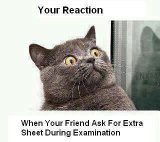 Funny Picture of the Day ,Examination Hall , Friends , Hilarious, Humor, Jokes, Funny