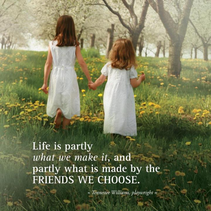 Quotes About Life And Friendship Inspirational Best Beautiful Thoughts On Life And Friendship  Inspirational