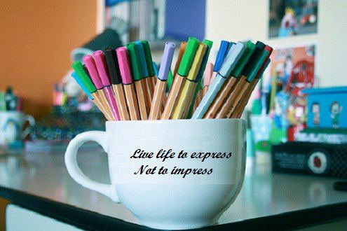 Live life to express, Life Inspirational Quotes and Messages, Beautiful Thoughts, Pictures