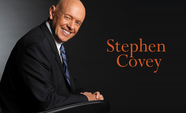Stephen Covey dies, passes away, 7 habits of highly effective people, management guru, leadership, motivational speaker