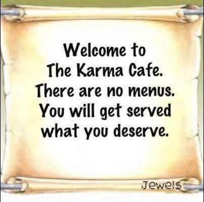Karma, Destiny Quotes, Good morning quotes, Wisdom Quotes ...