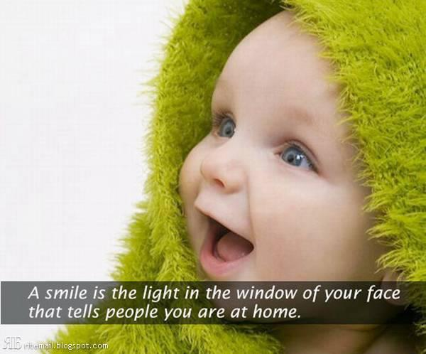 Smile – Inspirational Quotes, Motivational Thoughts and Pictures,worry,good morning,rishika jain,beautiful quote,smily baby,