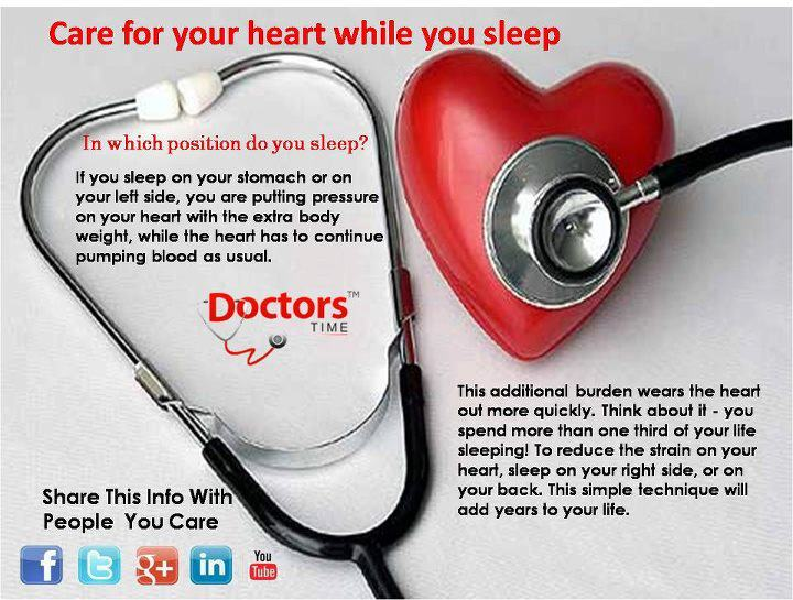 heart,healthy tips,sleeping position, healthy living,
