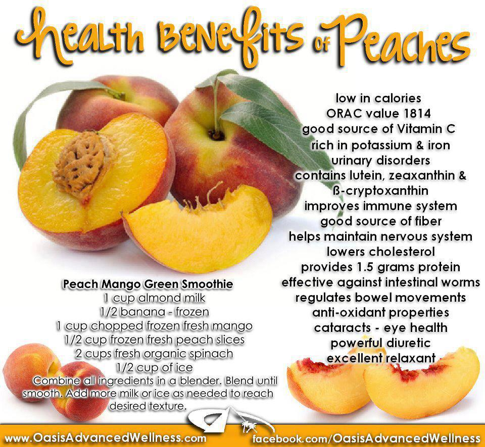 Health benefits of Peaches,fruits,healthy eating,health tips,living,low calories food,vitamin c,smoothie recipe,