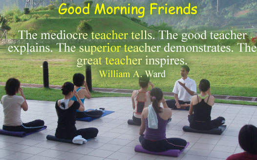 good morning,Happy teachers day, Teacher – Inspirational Pictures, Quotes & Motivational Thoughts