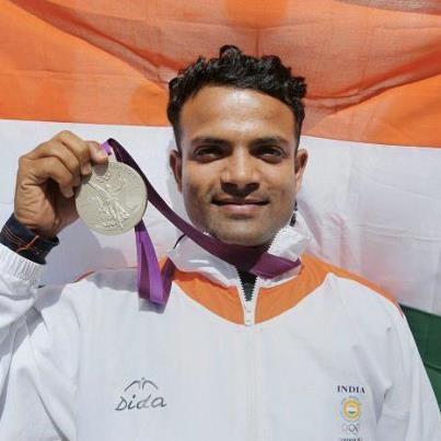 Congratulations, Vijay Kumar, on Winning Silver Medal ,for India, in London 2012 Olympics