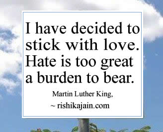 Excellent love quote by Martin Luther King,Inspirational Pictures, Quotes and Motivational Thoughts,hate,sms,