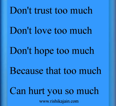 Thought for the day,trust,love,hope,Good Morning Quotes, Motivational Pictures and Thoughts