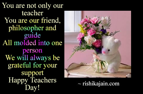 happy teachers day card quotes inspirational quotes