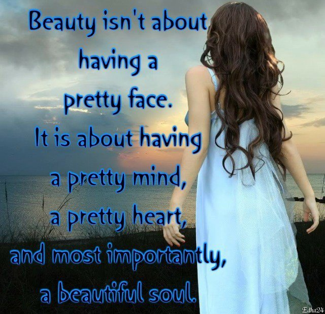 Quotes About Beauty: Beautiful Quote,thought For The Day
