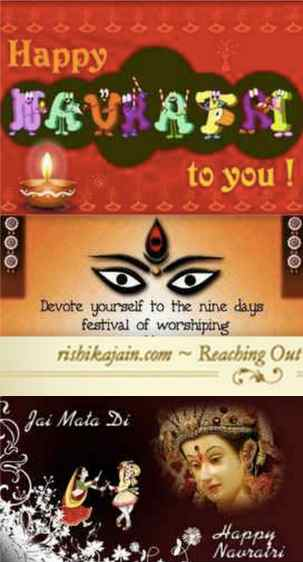 Happy Navaratri Wishes, Indian Festivals, Vijaydashmi, Dusshera, Dassera, Diwali Festival