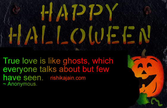 Halloween Quotes,wishes,greetings  Inspirational Quotes - Pictures - Motivat...