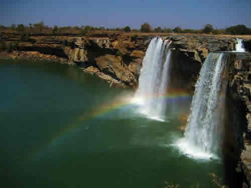 Places to Visit, Jagdalpur, Chitrakoot Falls, Bastar, Niagara Falls of India, Madhya Pradesh Tourism