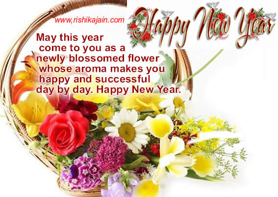 Wishes Sms Text Messages Happy New Year Wallpapers Greetings