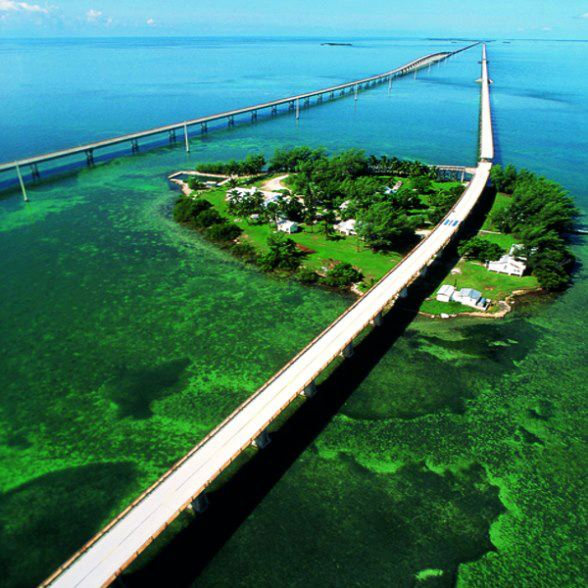 beautiful visiting places, tourism, Overseas Highway in Florida Keys, United States