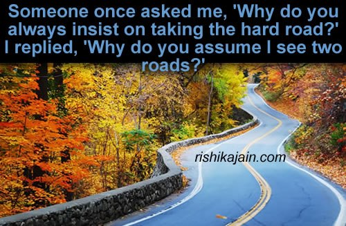 Inspirational Quotes, Pictures and Motivational Thoughts.road
