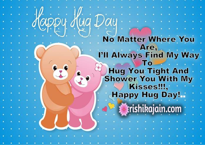The perfect gift a hug happy hug day inspirational quotes hug day whats app dpimagesquotes m4hsunfo
