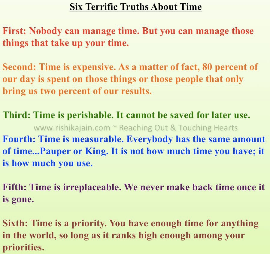 Image of: Busy Terrific Truths About Time Inspirational Quotes Daily Inspirations For Healthy Living Terrific Truths About Time Inspirational Quotes Daily