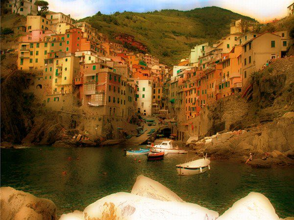Beautiful Places to visit in Italy, Cinque Terre, UNESCO Heritage region