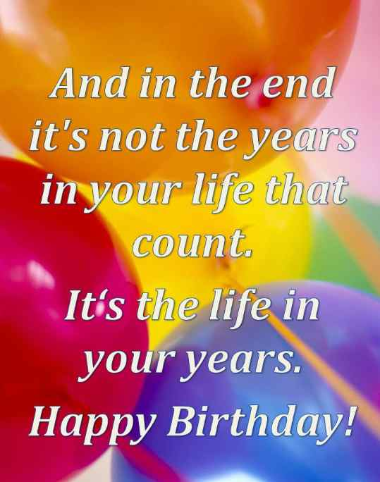 Special Birthday Wishes Inspirational Quotes Pictures Happy Birthday Wishes Quotes For