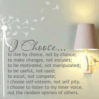 I choose to life a Happy Life ,Happiness Quotes, Motivational Thoughts, Inspiring Pictures