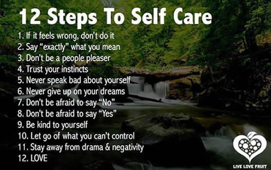 self care ,health tips