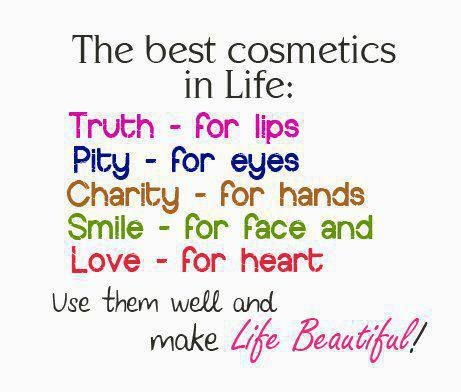 How to become naturally beautiful ,Tips for life, Inspirational Pictures, Quotes, Inner Beauty