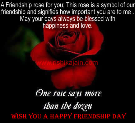 happy friendship day pretty