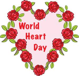 World Heart Day 29 sep