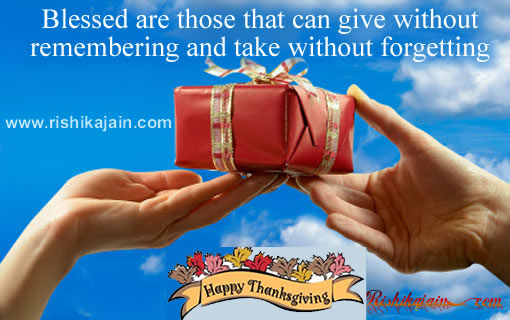 Happy Thanksgiving Thoughts Messages Greetings Messages