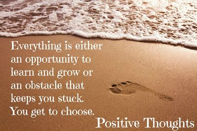 Positive Thinking - Inspirational Quotes, Pictures and Motivational Thoughts