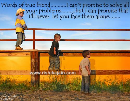 words of true friend inspirational quotes pictures