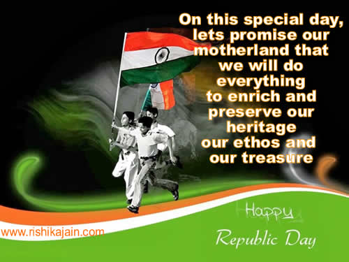 Happy Republic Day :Jai Ho,26 January,India