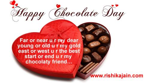 chocolate day cards,sms,quotes,thoughts