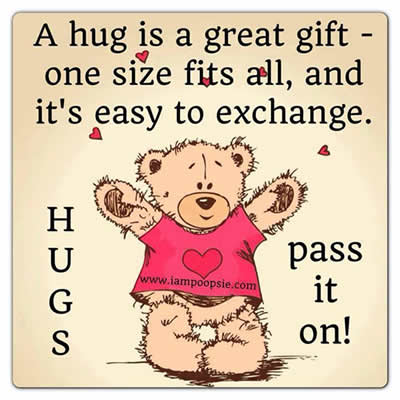 Happy Hug Day quotes,messages,greetings ,sms