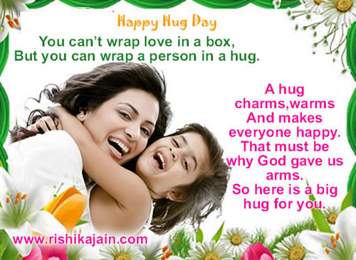 Happy hug day imagesmessagesquotesgreetings inspirational happy hug day quotesmessagesgreetingssms m4hsunfo