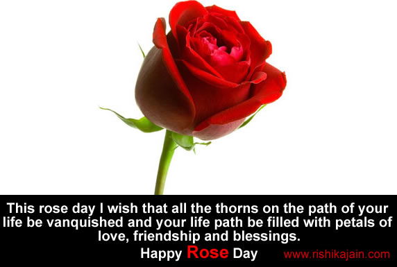 rose day,7 February,Valentines Day.Inspirational Pictures, Quotes and Motivational Thoughts