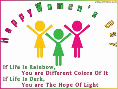 Happy Women's Day Inspirational Pictures, Quotes and Motivational Thoughts