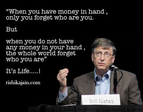 Best Bill Gates Quotes,thoughts,sms