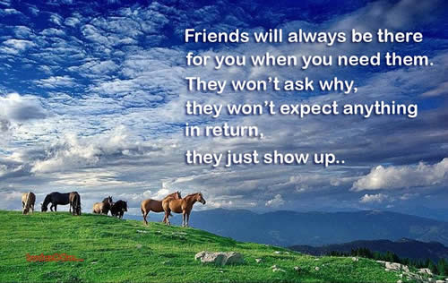 friend,Friendship – Inspirational Quotes, Pictures and Motivational Thoughts