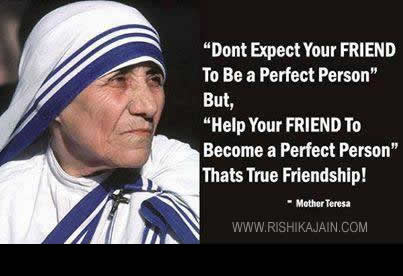 ~Mother Teresa Inspirational Quotes, Pictures and Motivational Thoughts.