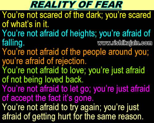 fear,Truth,Love, Inspiration