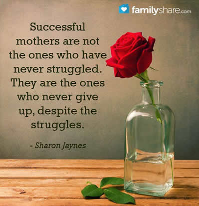 Quote for Successful mothers | Inspirational Quotes ...