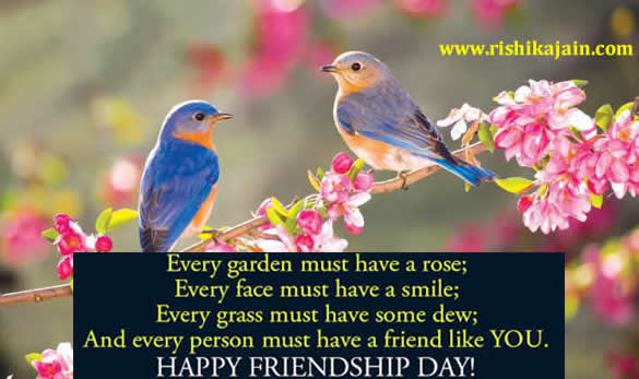 Friendship Day Quotes - Inspirational Quotes, Picture and Motivational Thoughts.