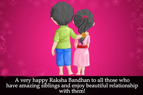 Raksha Bandhan Inspirational Quotes, Motivational Thoughts and Pictures
