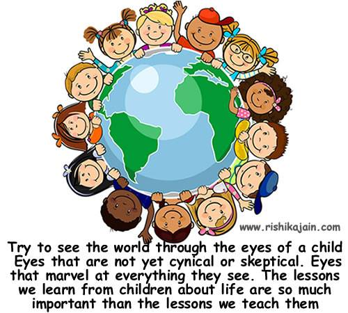 Happy Children's Day greetings,quotes,wishes,messages ,14 November