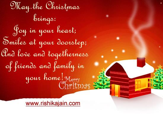 Christmas Quotes About Friendship Pleasing Merry Christmas To All My Friends & Family  Daily Inspirations