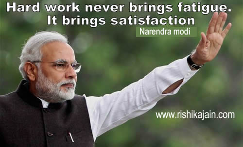 narendra modi Inspirational Quotes, Pictures and Motivational Thoughts.
